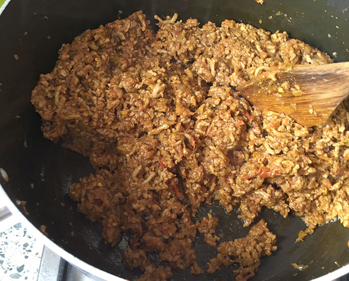 How to make Keema and Roti
