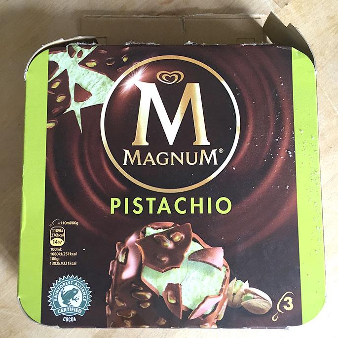Pistachio Magnum