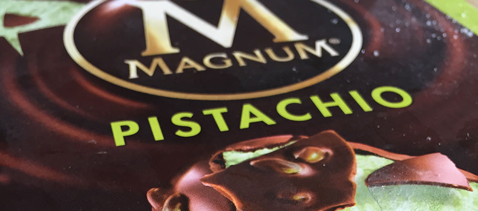 All Hail the Pistachio Magnum