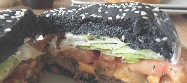 Burger King's Black Burger of DEATH