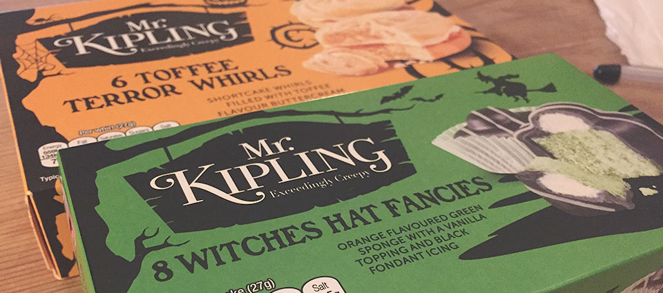 Mr. Kipling and the HallowGREEN special