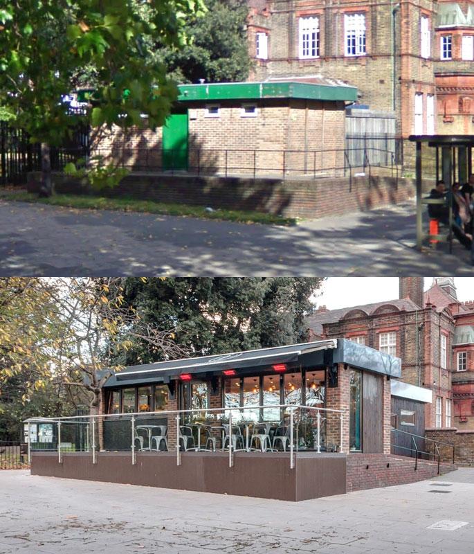 the banc brasserie comparison
