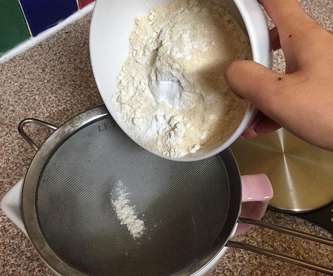 Pancake Jalebi