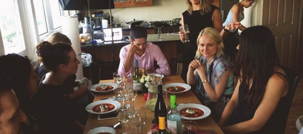 WeFiFo: Real life Come Dine With Me