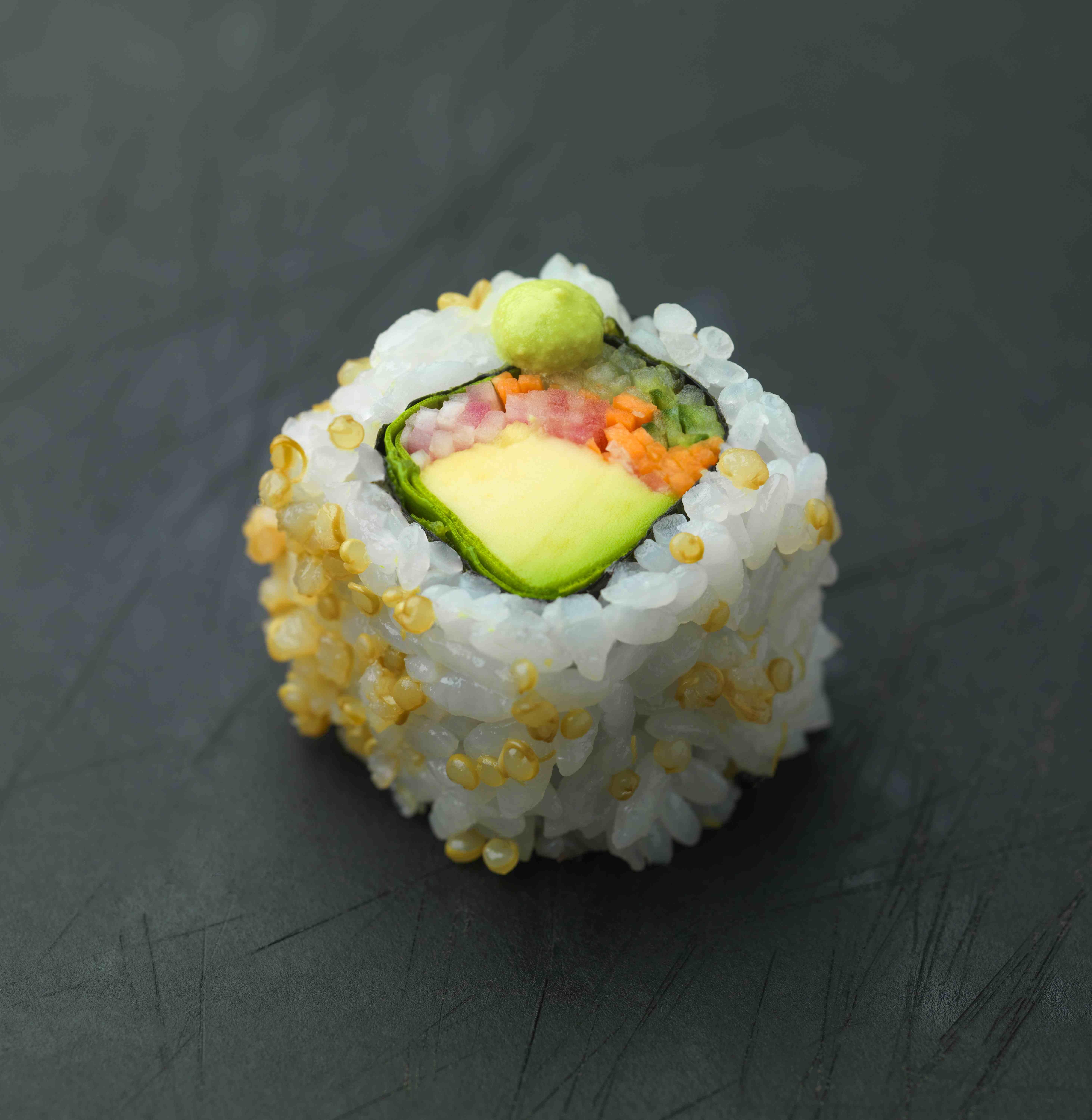 Mr Men Little Miss Sushi