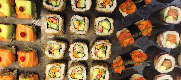 Mr Men & Little Miss Are The Stars of Sushi