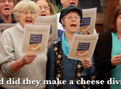 The National Anthem for UK Cheddar Cheese