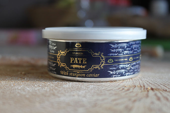 Pate of choice this Christmas