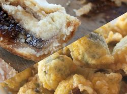 Battered Sprouts and Deep Fried Mince Pies at Sutton & Sons