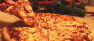 Lidl Brings Christmas Dinner to PIZZA