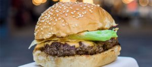 There's free Bleecker burgers in London Victoria this Monday