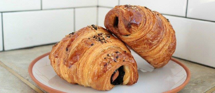 Meet the Sushi Croissant Hybrid