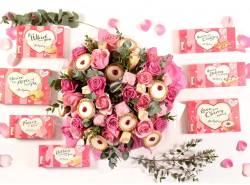 Mr Kipling's BOU-CAKE wins Valentine's Day