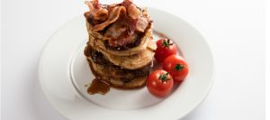 All meat 'Pigcakes' are here in time for Pancake Day