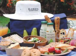 The perfect Lord's cricket ground picnic