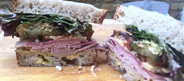 Flesh & Flour's Top Tips this British Sandwich Week