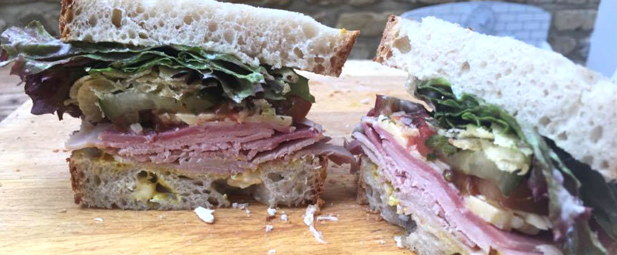 Flesh & Flour's Top Tips this British Sandwich Week
