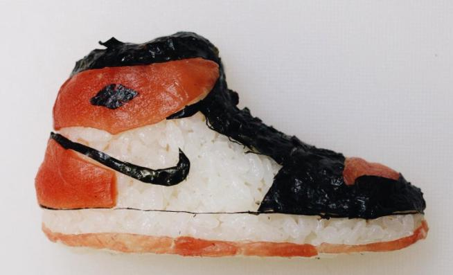 Shoe-Shi Sushi Shoes