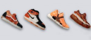 Shoe-Shi? Sushi gets a footwear makeover
