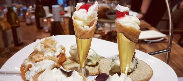 Cheese Afternoon Tea at Georgian House is here!