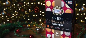 Exciting news cheese lovers, THE CHEESE ADVENT CALENDAR GOT MADE