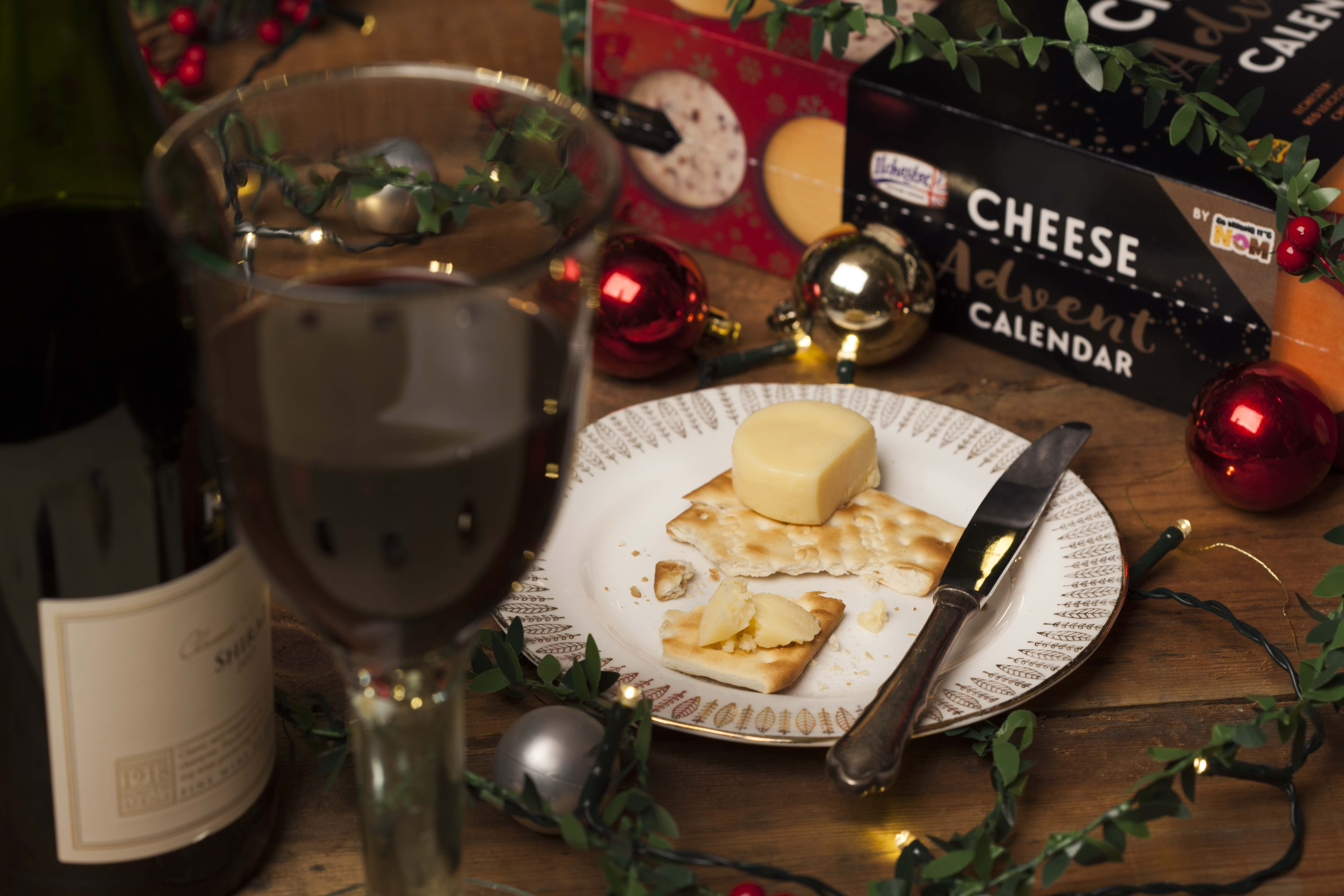 Exciting news cheese lovers the cheese advent calendar Where to buy cheese advent calendar