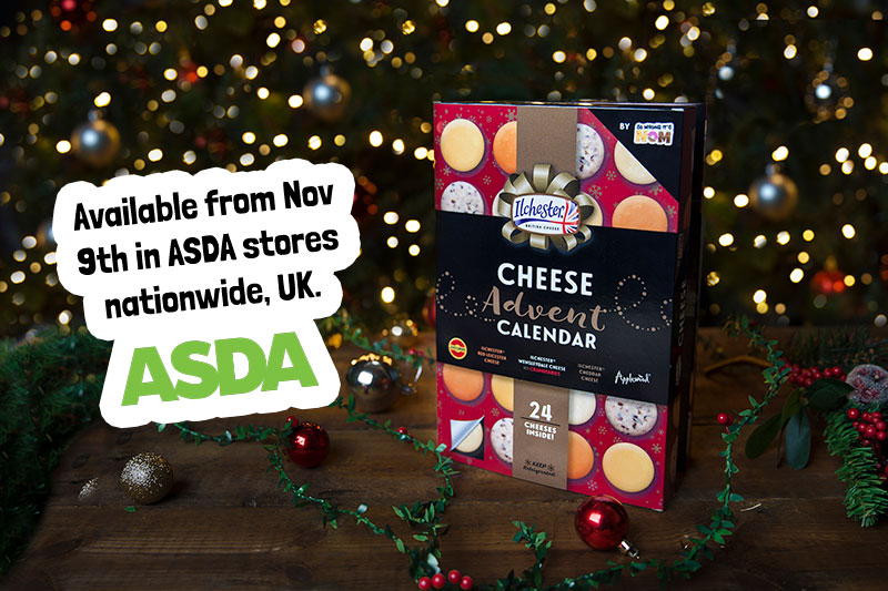 Available from Nov 9th in ASDA stores nationwide, UK.