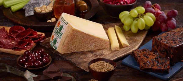 Forget chutney. These unusual pairings will upgrade your cheese board.
