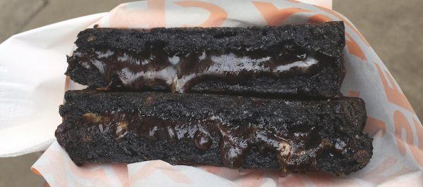 The Big Black Toastie on National Grilled Cheese Day