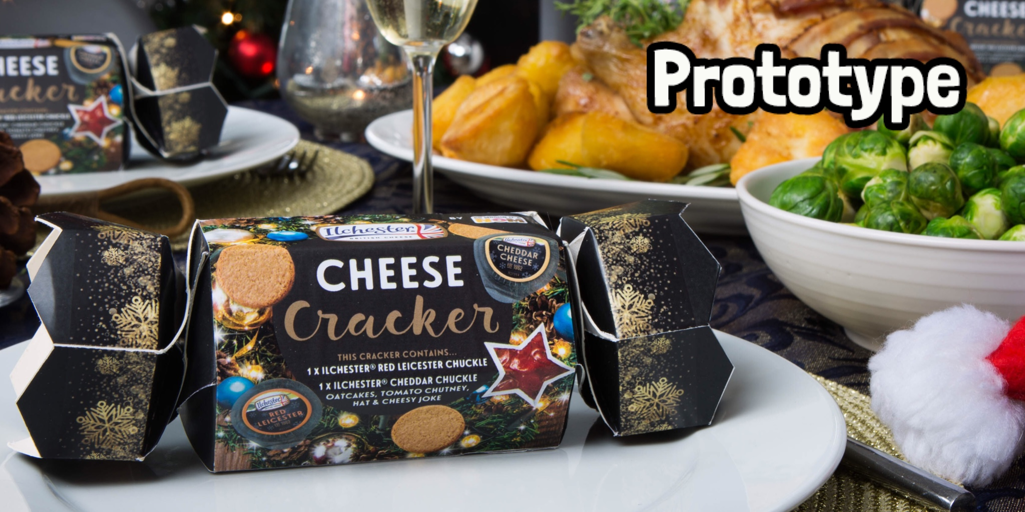 Would you buy this Cheese Cracker?
