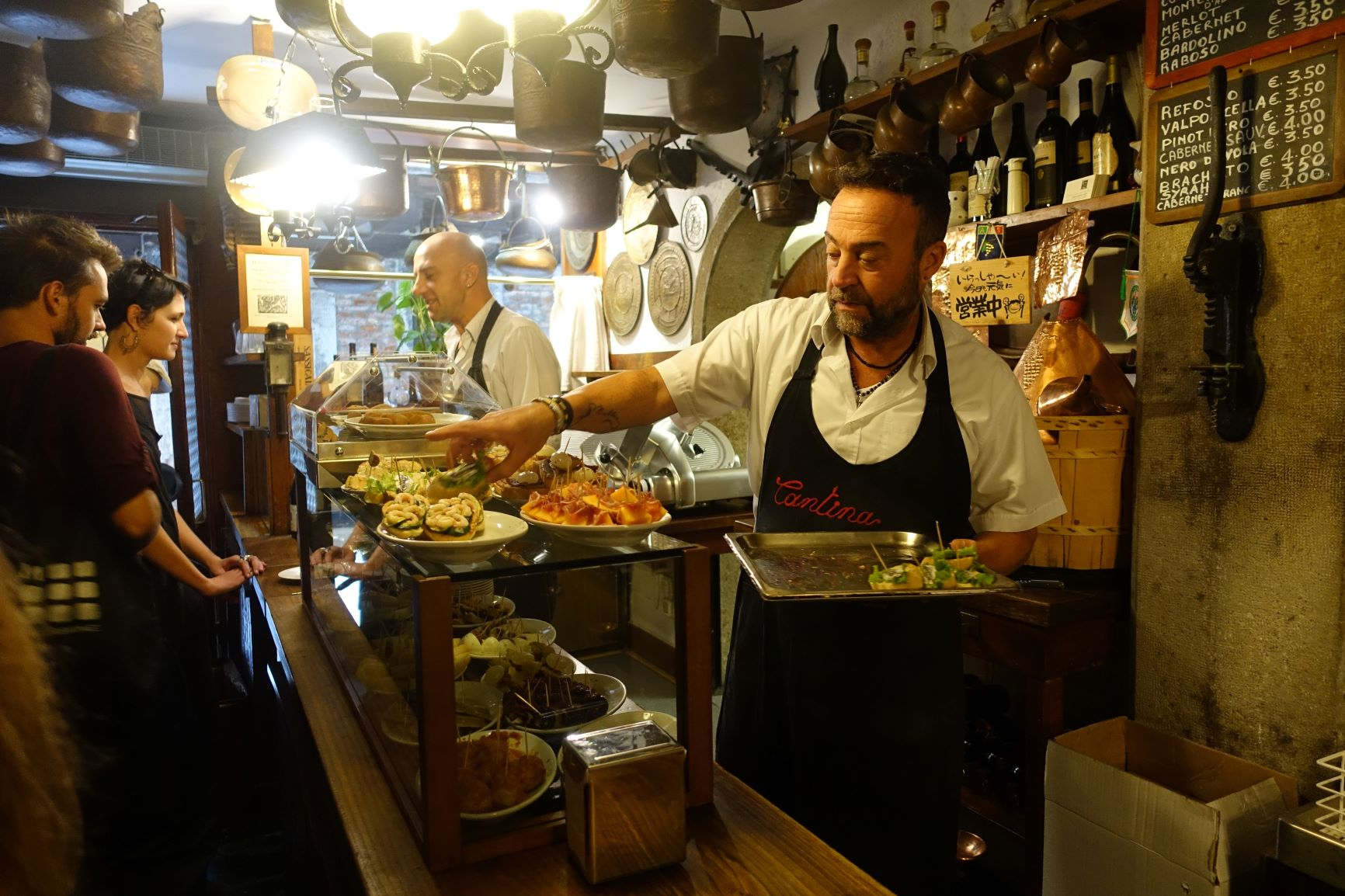 Where to eat in Venice, Italy