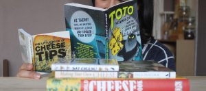 5 books for cheese lovers